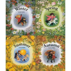 seasons book set - Nova Natural Toys & Crafts - 1