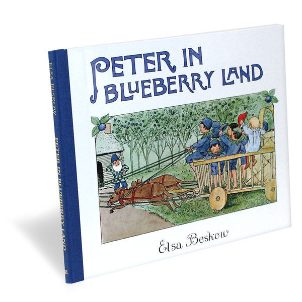 peter in blueberry land - Nova Natural Toys & Crafts