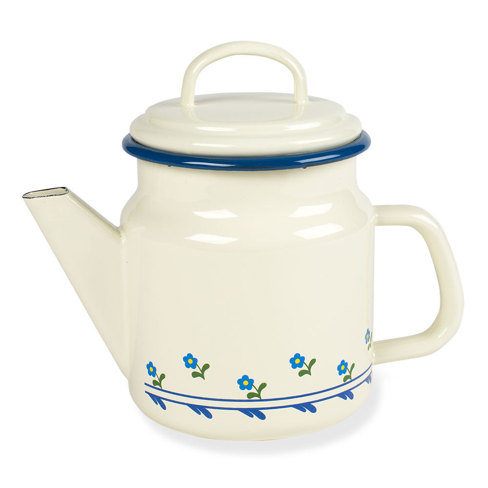 flowered tea kettle - Nova Natural Toys & Crafts