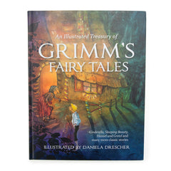 illustrated treasury of grimm's fairy tales - Nova Natural Toys & Crafts - 1