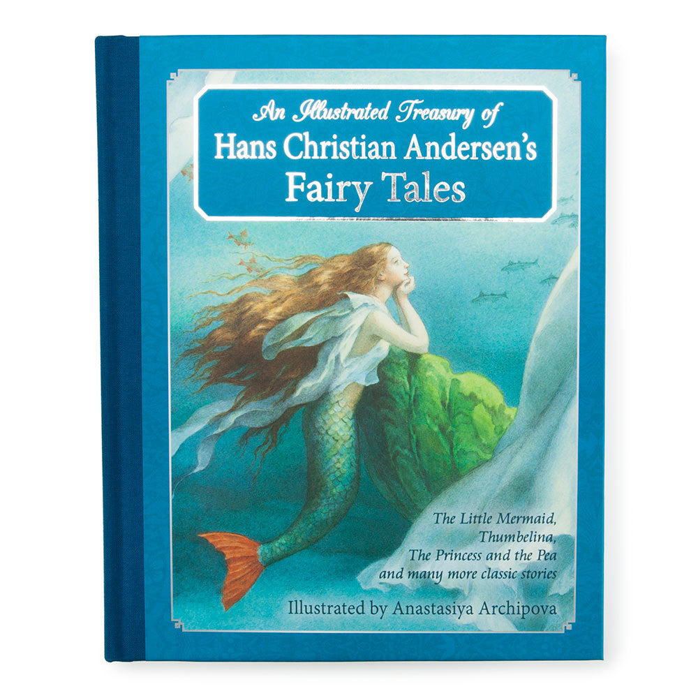 Hans Christian Andersen Fairy Tales - Nova Natural Toys & Crafts - 1