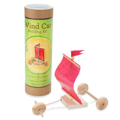 wind powered car kit