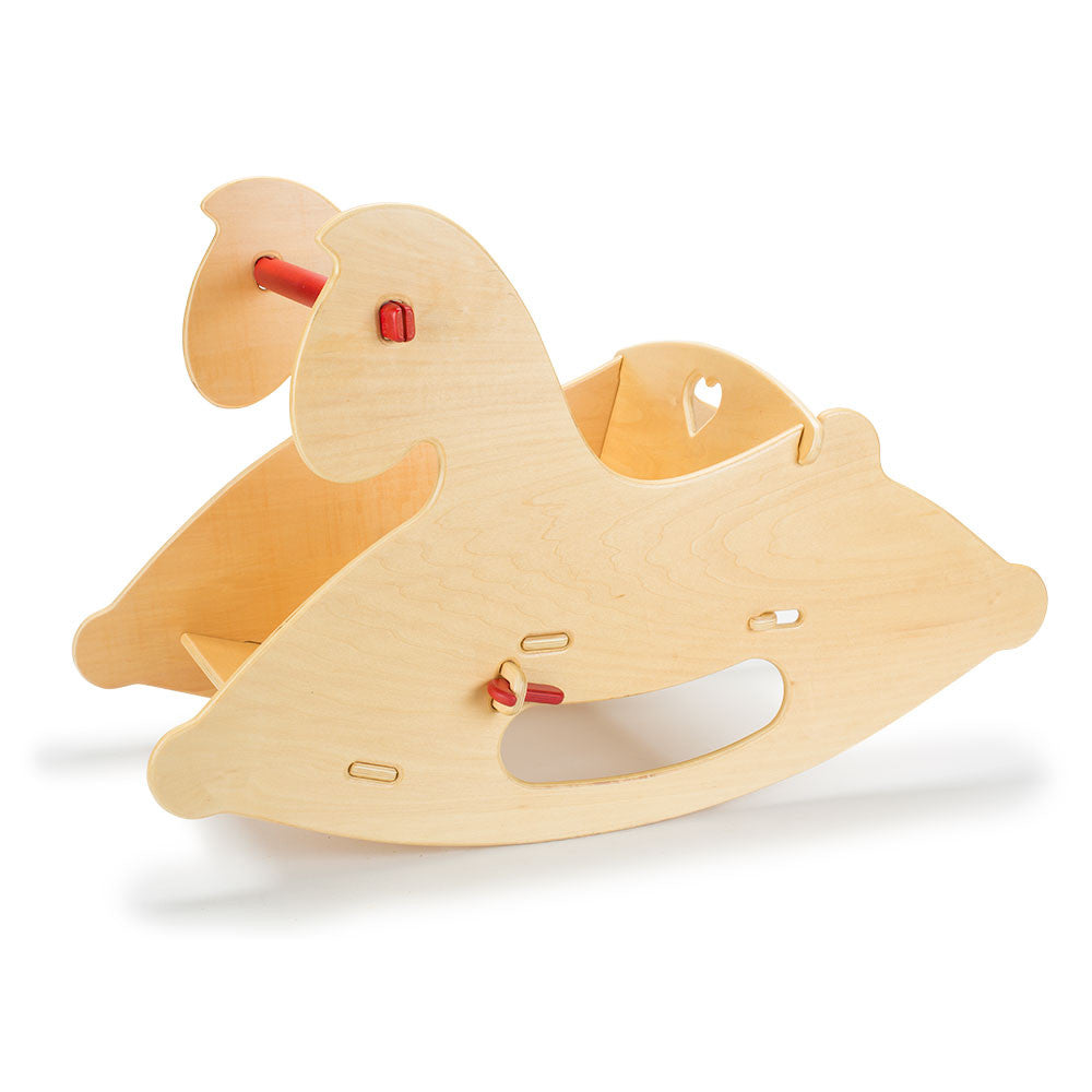 rocking horse - Nova Natural Toys & Crafts - 2