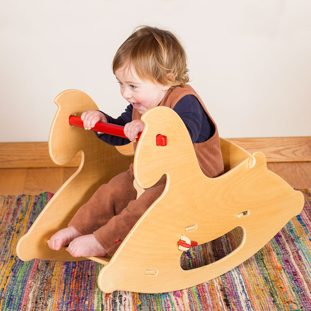 rocking horse - Nova Natural Toys & Crafts - 1