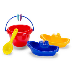 baby bath and beach toys