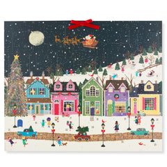 Winter Wonderland Advent Activity Calendar
