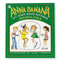 anna banana jump-rope rhymes