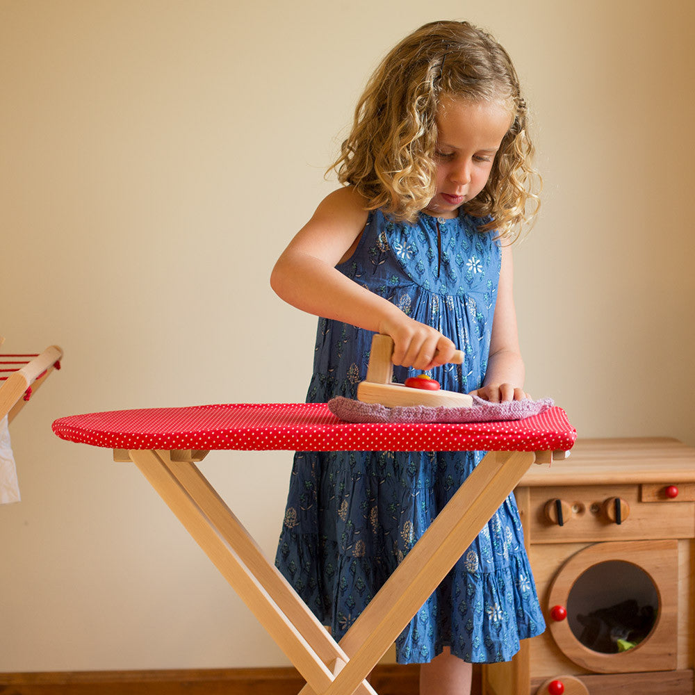 ironing board - lifestyle - nova natural toys & crafts