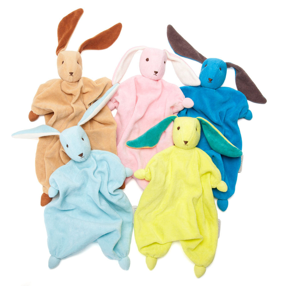 organic cuddle bunny - Nova Natural Toys & Crafts - 1