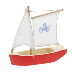octopus sailboat