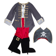captain's costume - nova natural toys & crafts