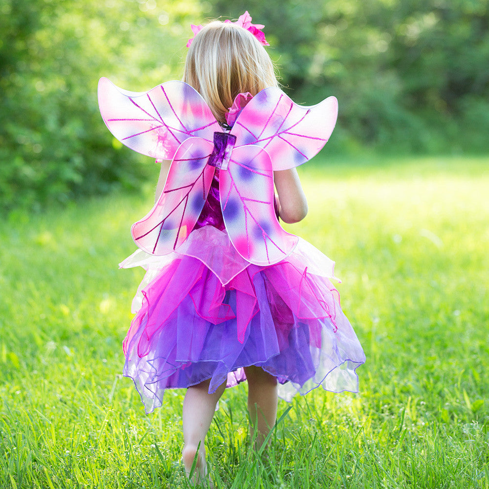 fuchsia fairy - back - nova natural toys & crafts