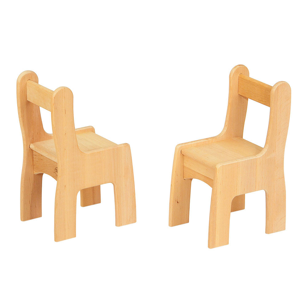 dolly's table and chairs - chairs - nova natural toys & crafts