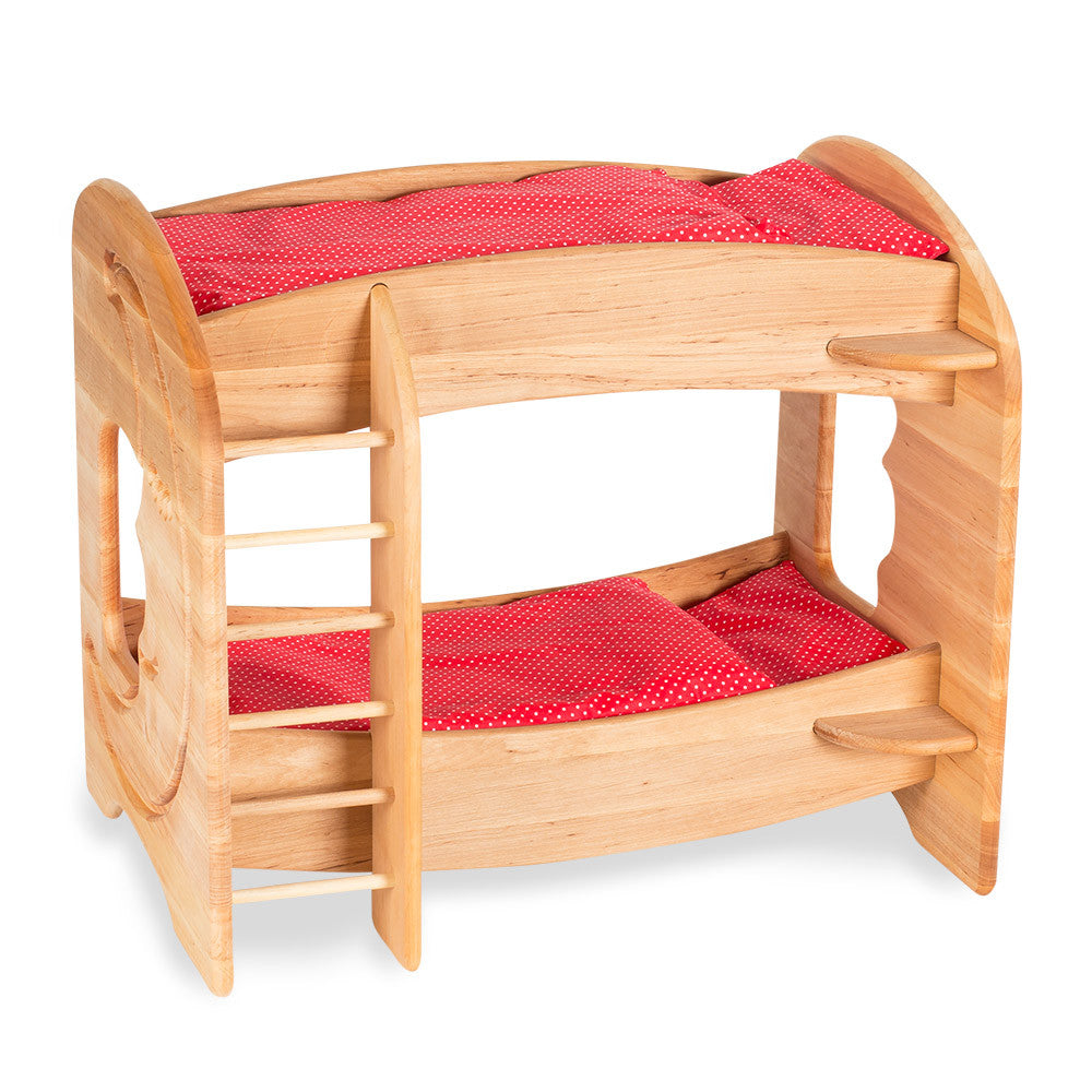 dolly's bunkbed - nova natural toys & crafts