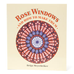 rose windows paper craft book