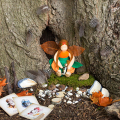 fairy house kit - lifestyle - Nova Natural Toys & Crafts