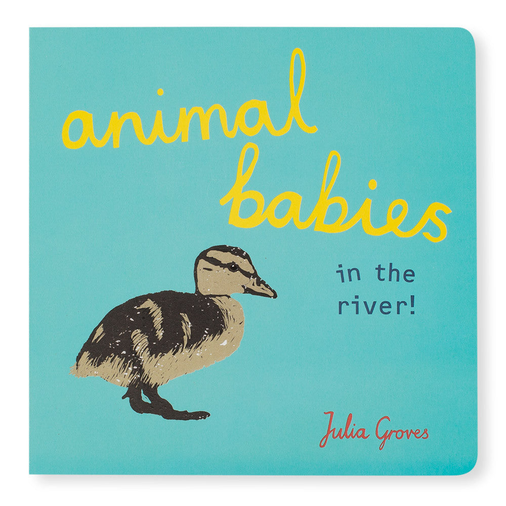 animal babies- river & meadow
