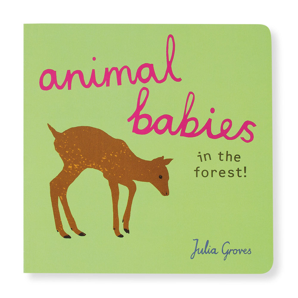 animal babies- forest & mountain