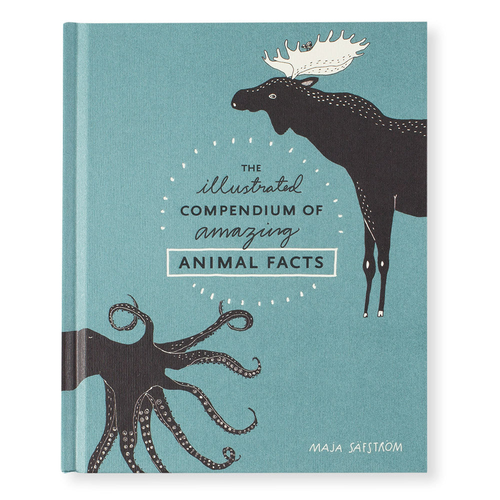 the illustrated compendium of amazing animal facts - nova natural toys & crafts
