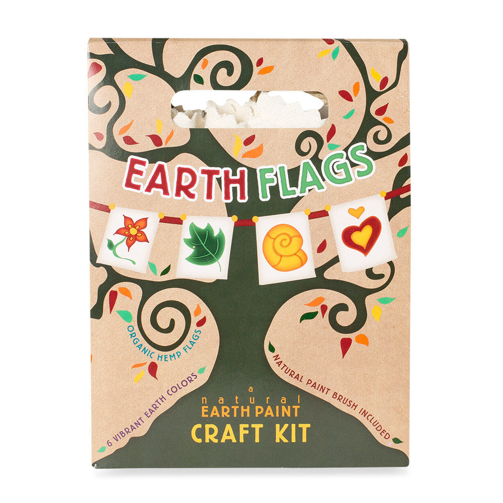 earth flag kit