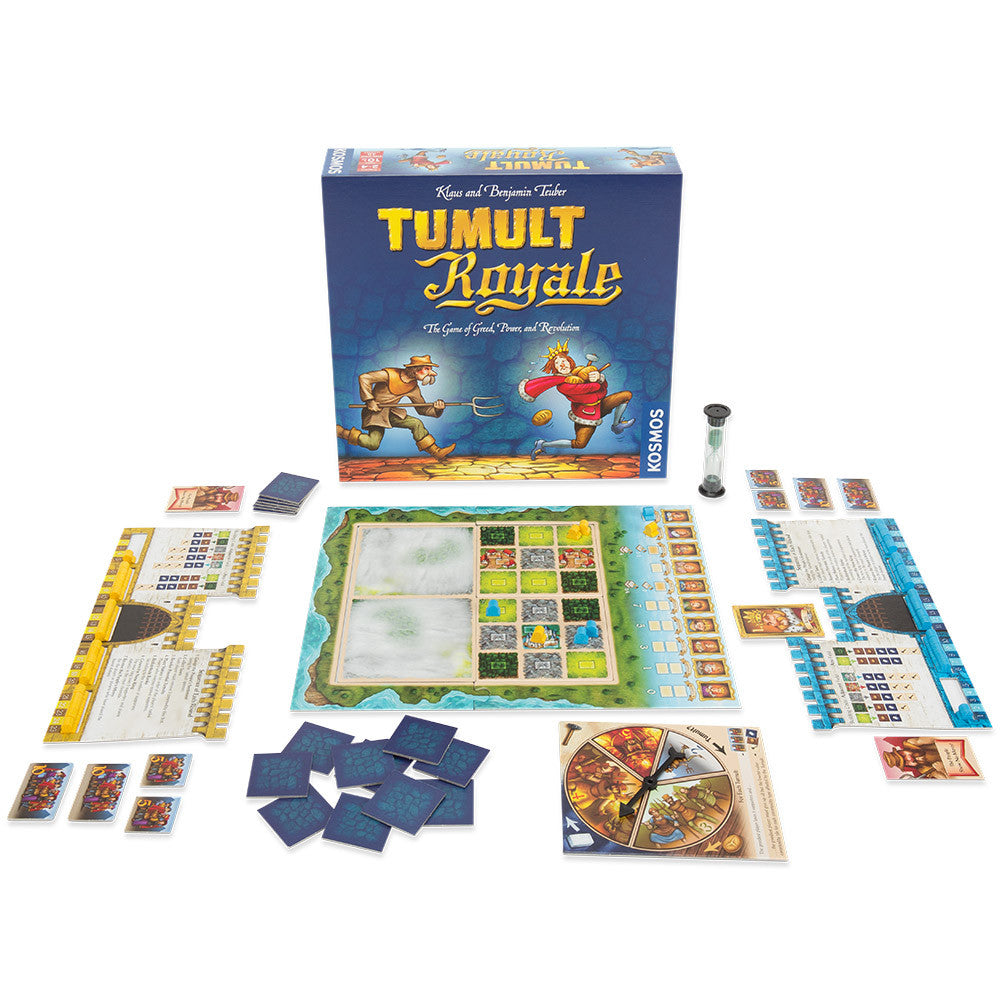 tumult royale - nova natural toys & crafts