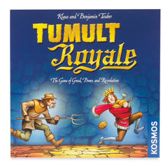 tumult royale - cover - nova natural toys & crafts