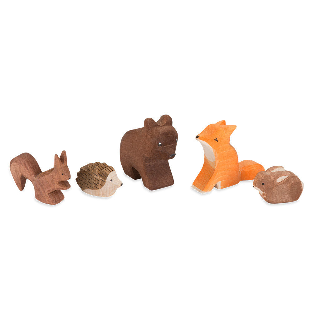 forest babies - nova natural toys & crafts