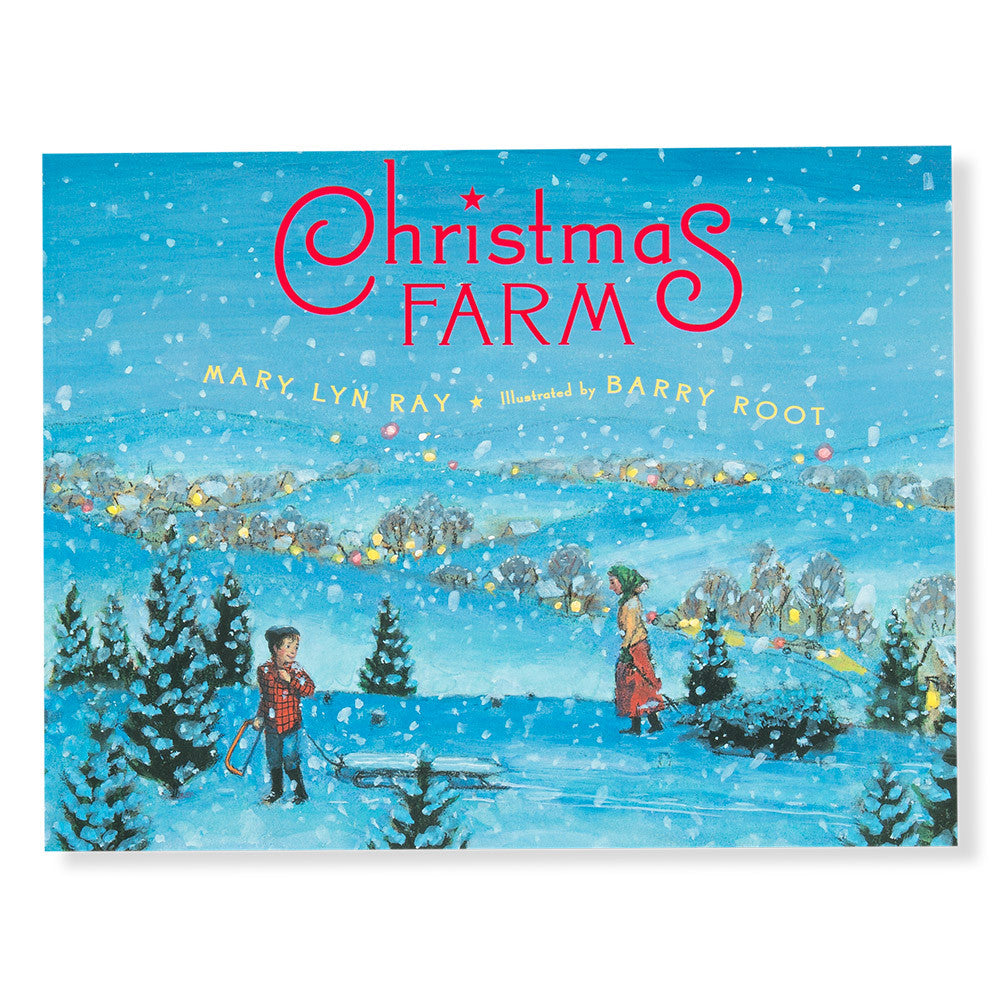 christmas farm - front - nova natural toys & crafts
