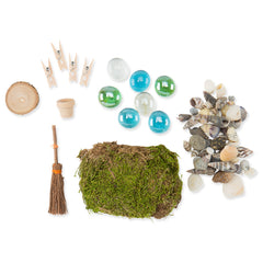 mini fairy garden kit - pieces - nova natural toys & crafts