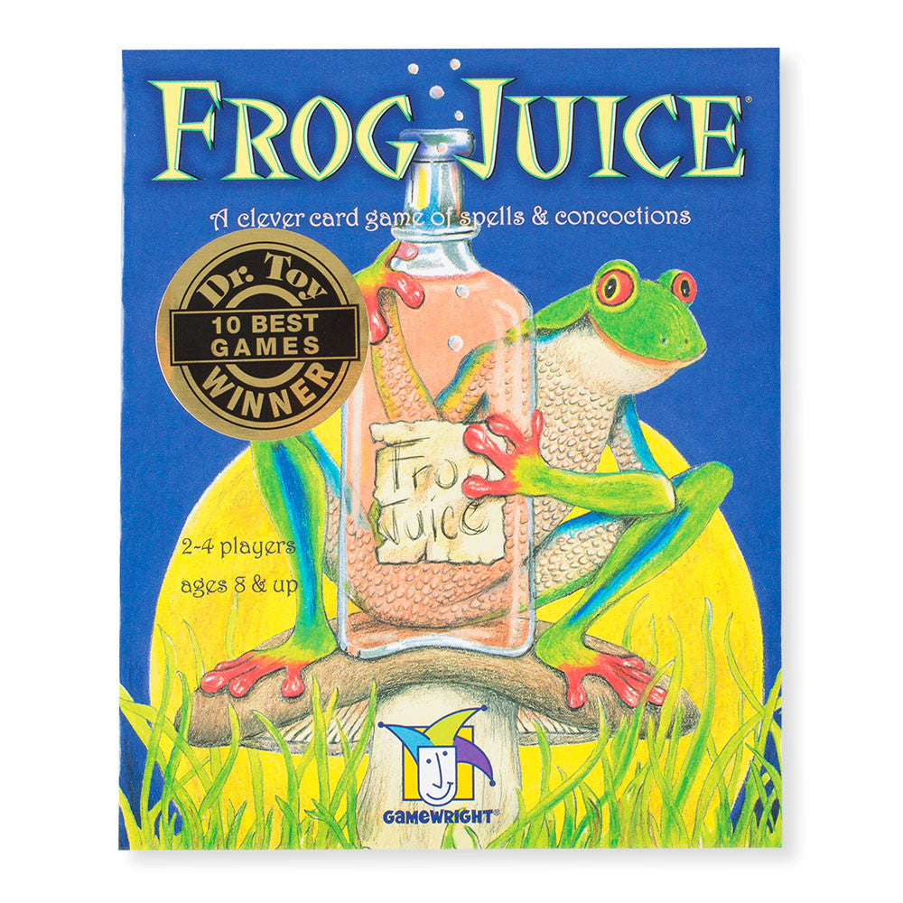 frog juice card game