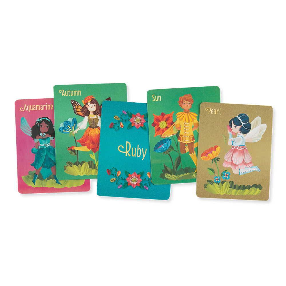fantastical fairies flashcards - nova natural toys & crafts