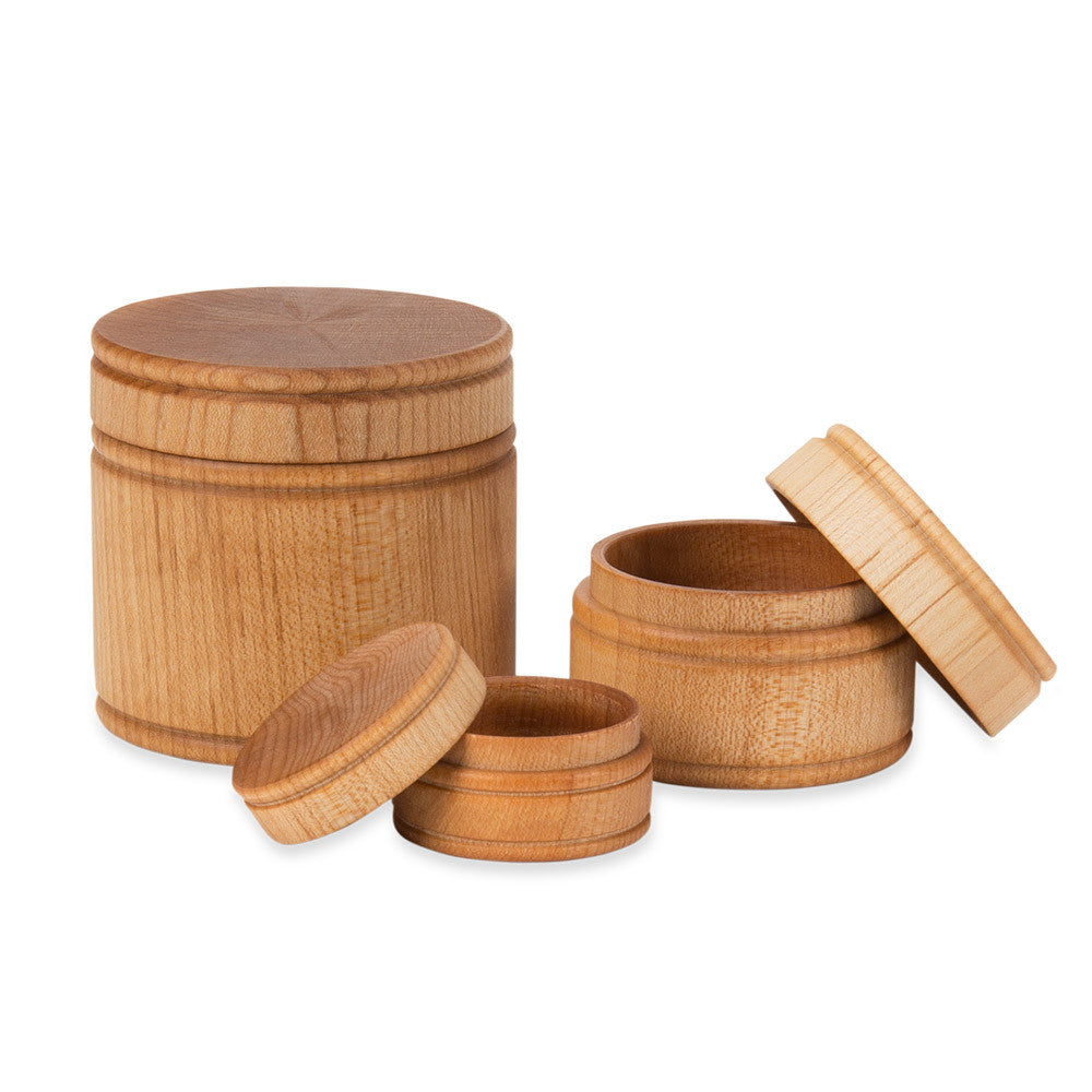 play kitchen canisters - nova natural toys & crafts