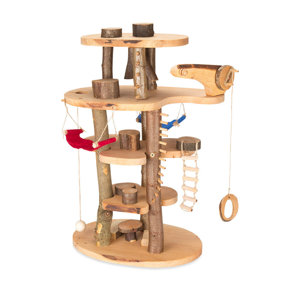 fairy treehouse - nova natural toys & crafts