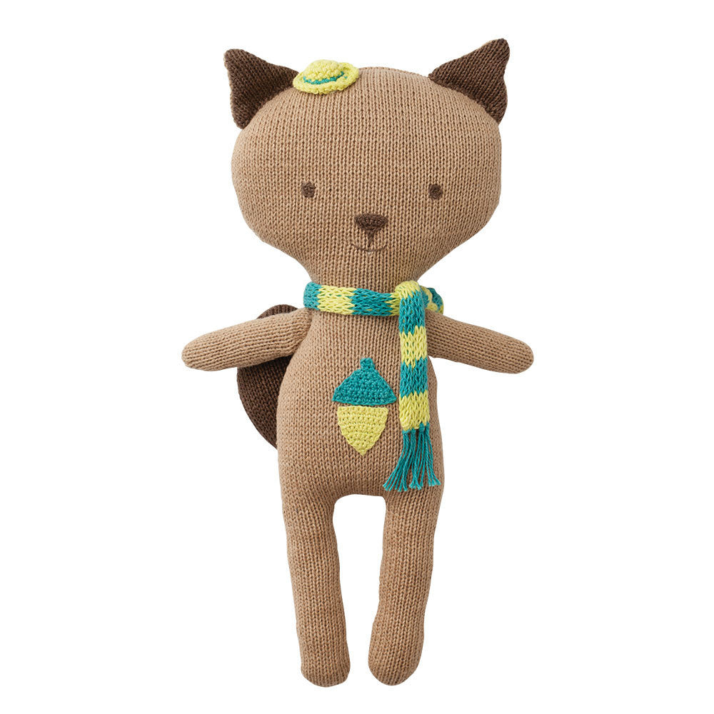 quincy squirrel - Nova Natural Toys & Crafts