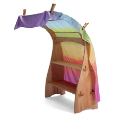 cotton rainbow playcloth - Nova Natural Toys & Crafts - 2