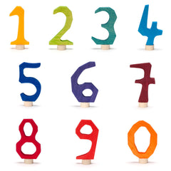 set of birthday numbers - Nova Natural Toys & Crafts