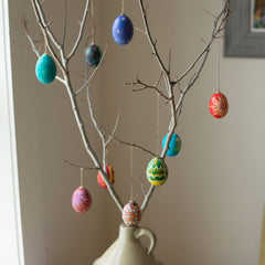easter egg hangers - Nova Natural Toys & Crafts - 2