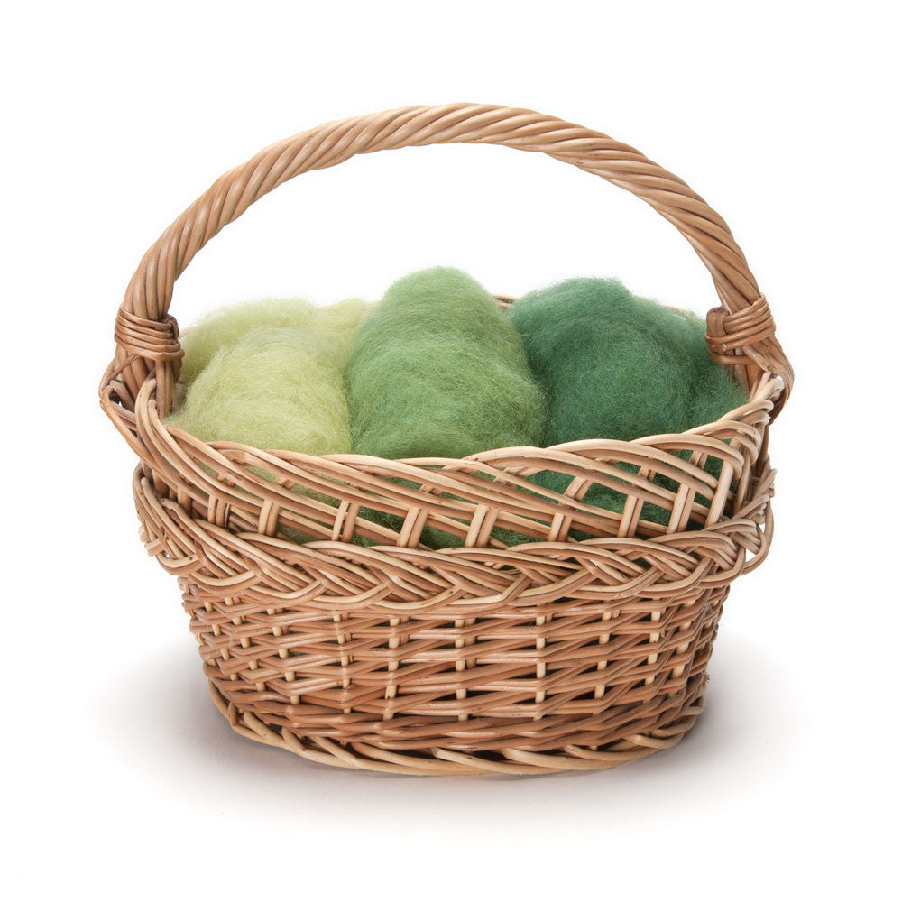 natural easter grass fleece - Nova Natural Toys & Crafts