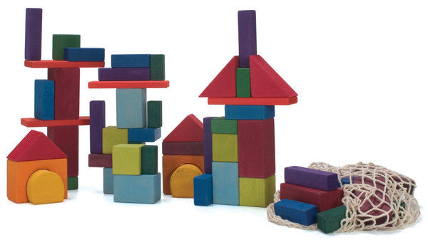 rainbow blocks - Nova Natural Toys & Crafts - 2