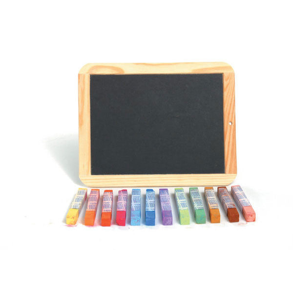 blackboard & chalk set - Nova Natural Toys & Crafts - 1