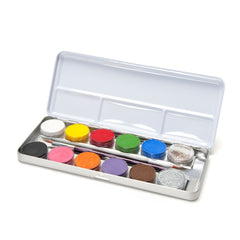 deluxe face paint tin