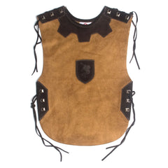 knight's leather tunic
