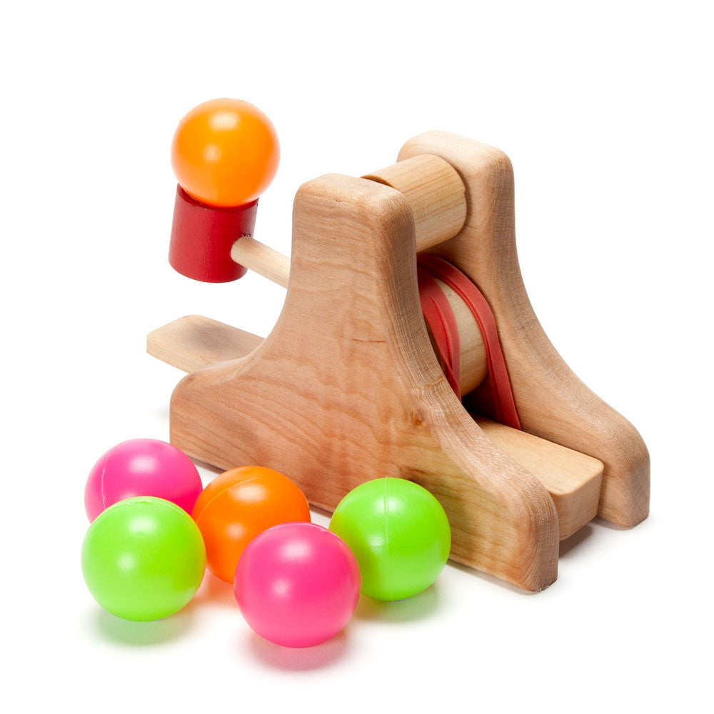 ping pong catapult - Nova Natural Toys & Crafts