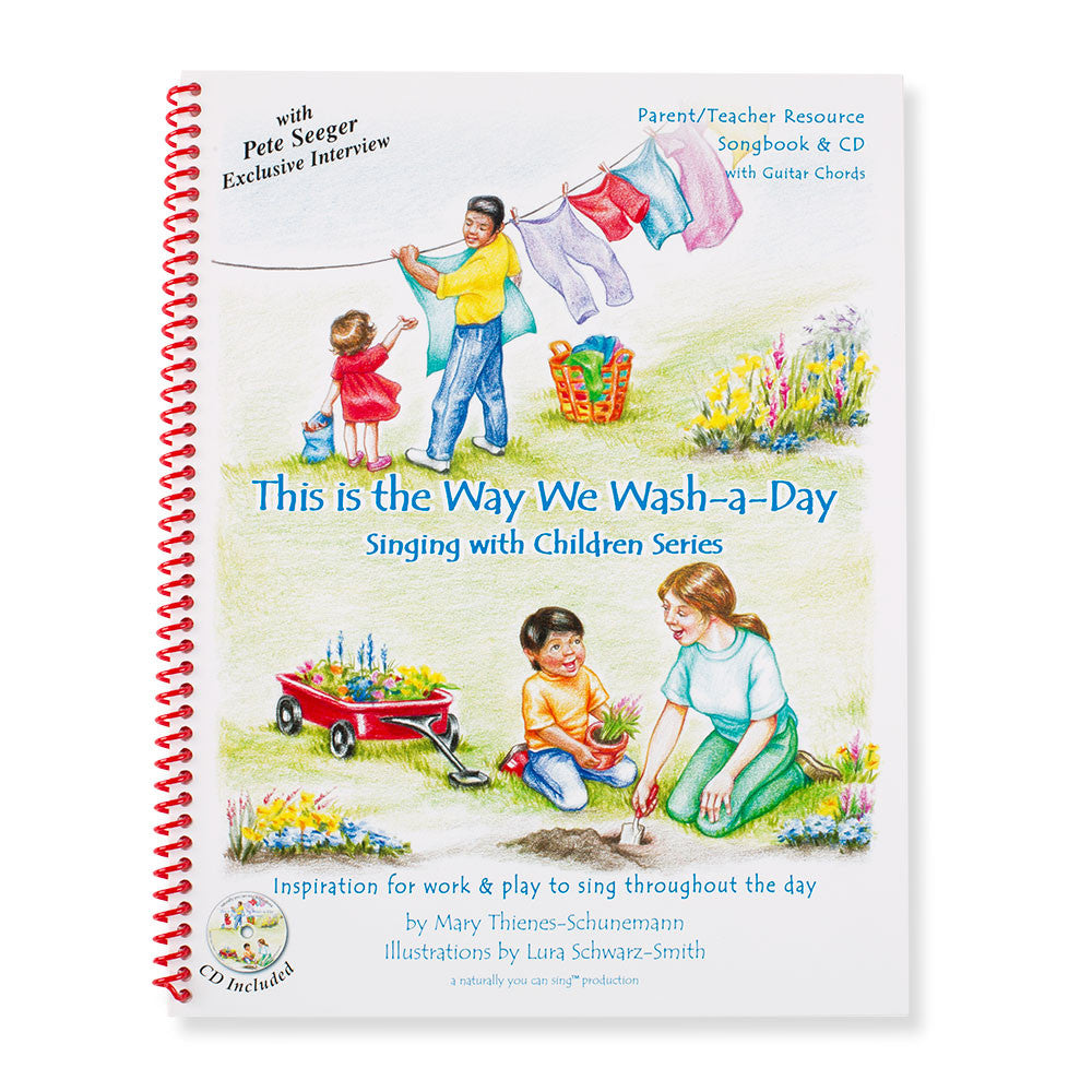 this is the way we wash a day - Nova Natural Toys & Crafts - 1