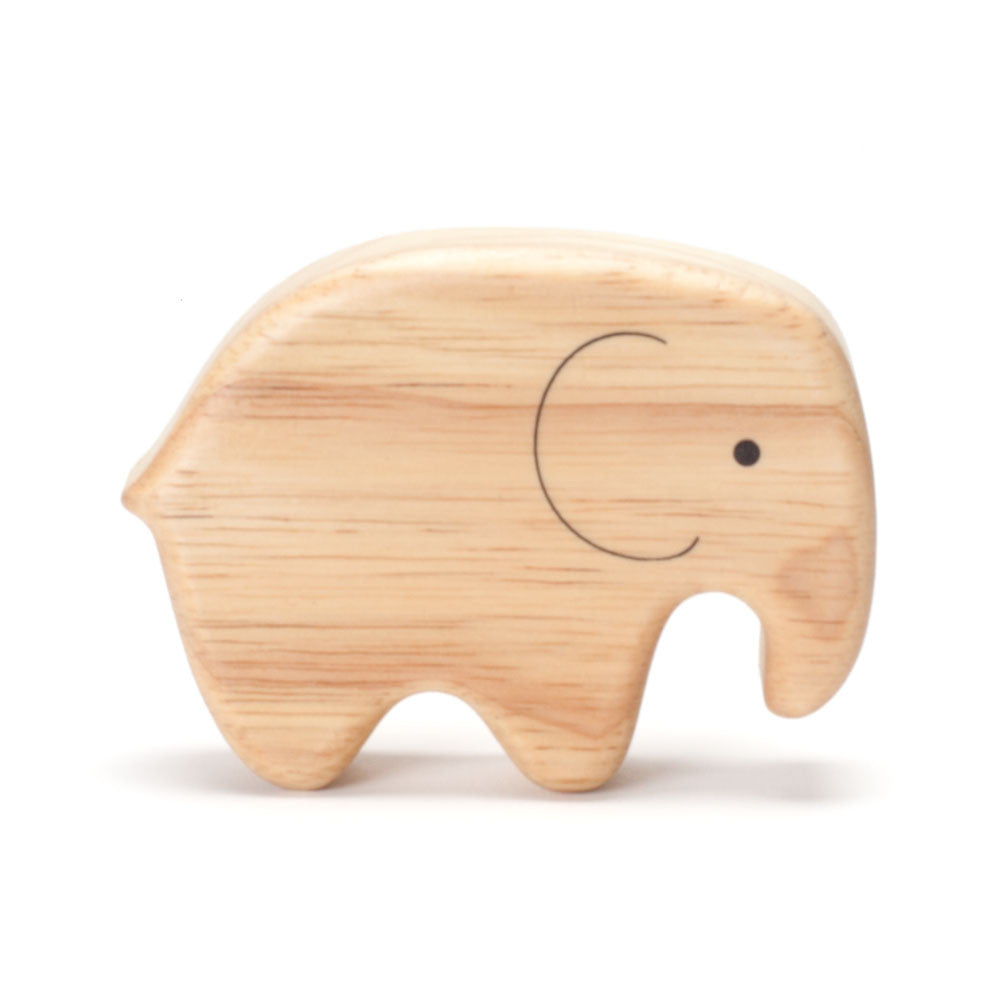 elephant shaker - Nova Natural Toys & Crafts
