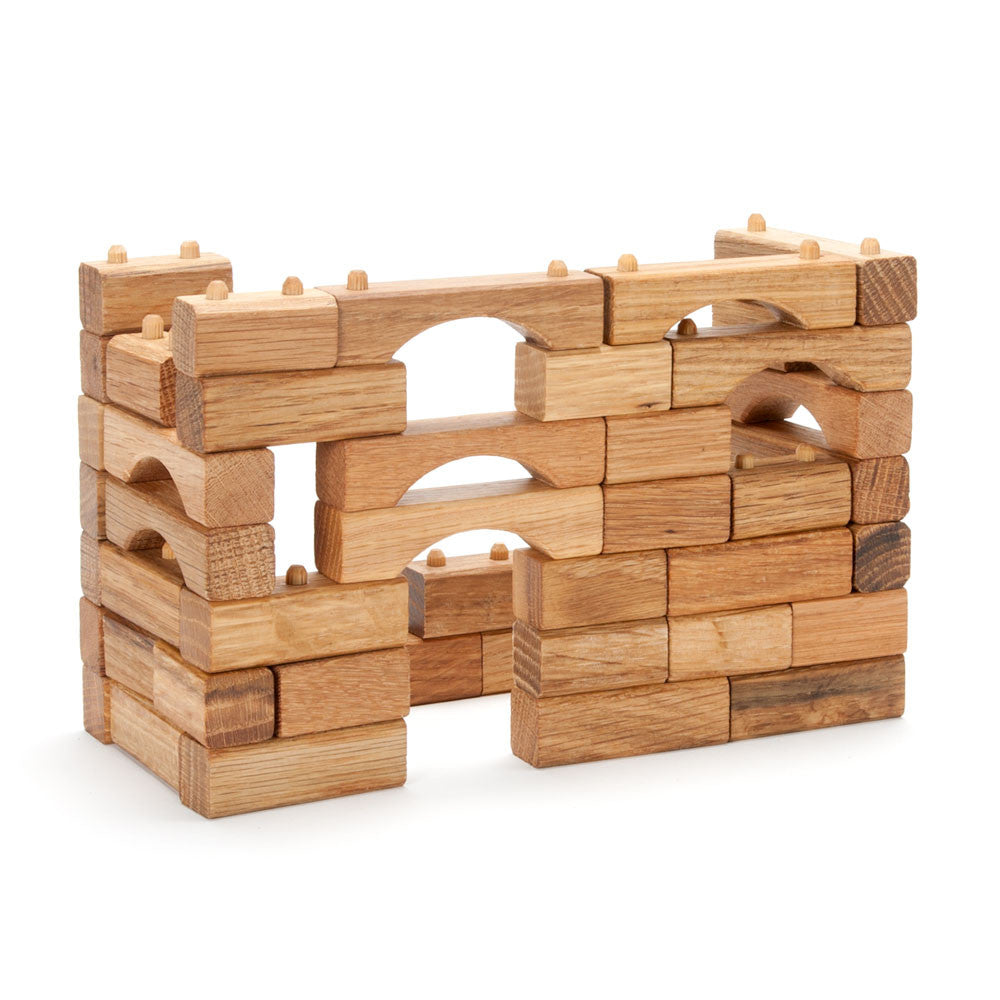 interlocking blocks - Nova Natural Toys & Crafts - 2