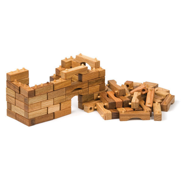 interlocking blocks - Nova Natural Toys & Crafts - 1