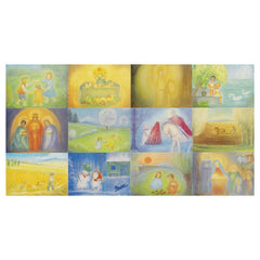elsaesser seasonal postcard set