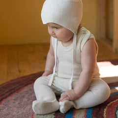 wool overalls with feet - Nova Natural Toys & Crafts - 1