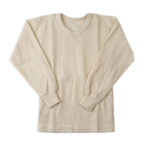 wool long-sleeve shirt - Nova Natural Toys & Crafts - 1